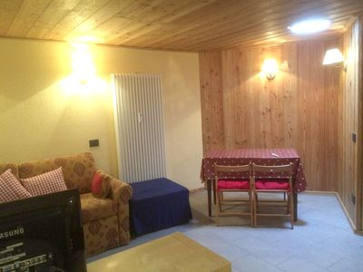 Photo for Homerez last minute deal - Nice studio - 1 km from the slopes