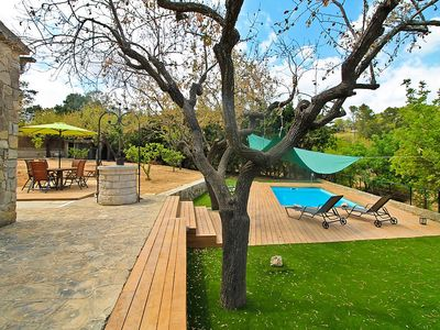 Photo for Apartment 910 m from the center of Inca with Parking, Internet, Washing machine, Pool (530283)