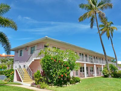 Photo for Relaxing condo w/ heated pool & short walk to beach & restaurants
