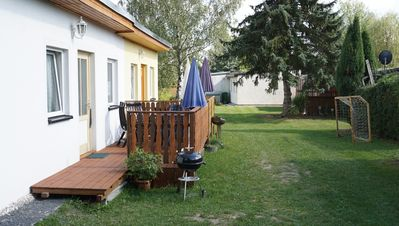 Photo for Holiday homes for 4-6 persons from 39.- € / night, 2 bedrooms, washing machine, 01607971921