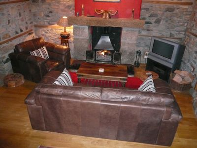 Photo for Luxurious and spacious village house with great character