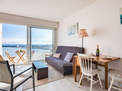 Photo for Nice apartment for 2 guests with WIFI, TV, balcony and parking