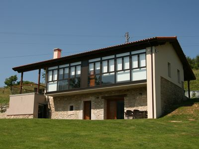 Photo for Apartments A or TRASGU in the middle of nature, communicated in the center of Asturias