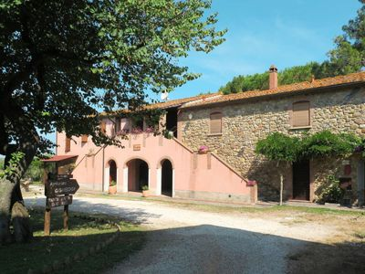 Photo for Casa Pallini Apartment, Sleeps 6 with Pool and Free WiFi