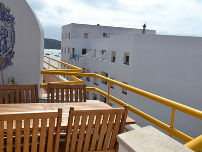 Photo for T2 in the center with balcony 30 meters away from the beach.
