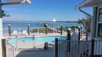 Photo for Barry Beach - Waterfront Beach House with Dock & Heated Pool!