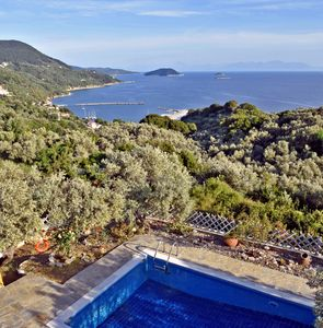 Photo for Villa Glikeria, W/pool, Lovely Sea Views And Close To Everything