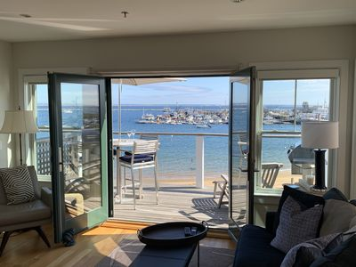 Photo for ⭐️Waterfront Penthouse with beautiful views central location & 2 parking spaces