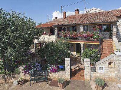Photo for Holiday apartment Rošini for 2 - 4 persons with 2 bedrooms - Holiday apartment in one or multi-famil