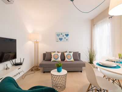 Photo for Beautifull & Cozy Apartment City Center - Apartment for 6 people in Málaga