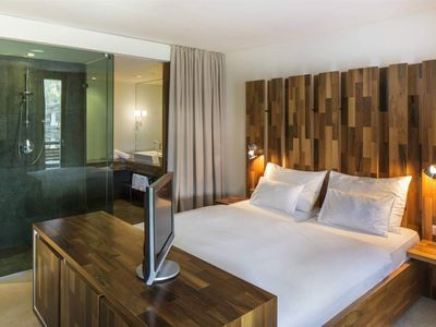 Photo for Double Deluxe Mountain View with Shower, Toilet - Falkensteiner Hotel Carinzia