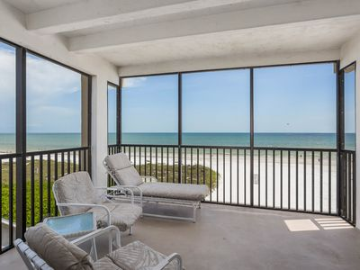 Photo for NEW LISTING! Charming oceanfront condo with views and shared heated pool!