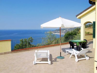 Photo for One bedroom Apartment, sleeps 4 in Caramagna Ligure with WiFi