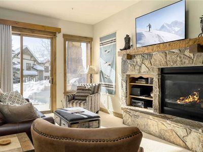 Photo for Great Mtn. Condo, Property Loaded w/Amenities, Winter Shuttles & More!