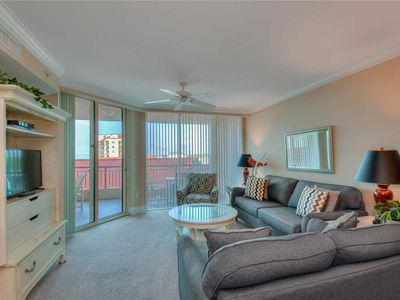 Photo for NEWLY FURNISHED! Ocean view! Endless amenities!