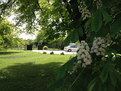 Photo for Lodging in park, located between Saintes and Cognac