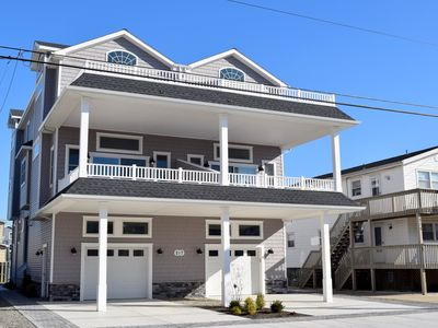 Photo for Heart of downtown Sea Isle, a 3 minute walk to the Beach, Promenade, Restaurants, and all Sea Isle has to offer.