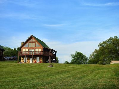 Photo for Cherokee Lake Front Cabin with Private Dock