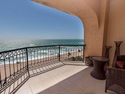 Photo for Top of the Building with Incredible Ocean View at Beautiful Sonoran Sea Resort