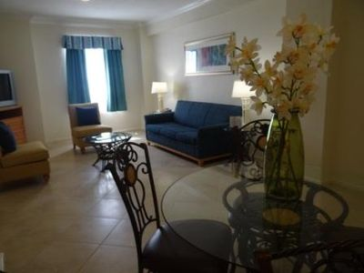 Photo for On Hollywood Beach  - Affordable One Bedrooms Sleeps 6 with Two Bathrooms