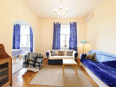 Photo for 2-room apartment in Moscow. ID 043.
