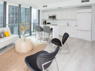 Photo for Luxury 2BD/2BA apartment in the heart of Brickell