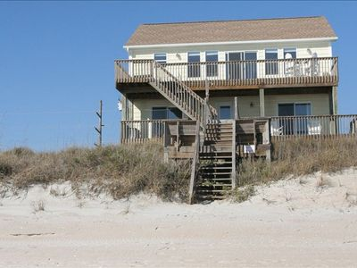 Photo for Oceanfront, 5 Bedroom, Ultra Family Friendly with Elevator!