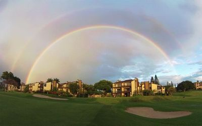 Photo for Enjoy Golf & Sunset Ocean Views at the END OF THE RAINBOW!