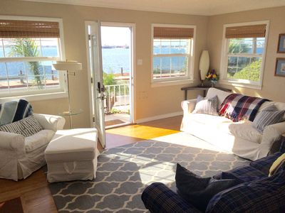 Photo for **Bungalow by the Bay**Sunsets, Sails and Cool Breezes**