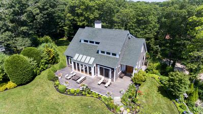 Photo for ★Spacious Luxury Home for Family/Group Getaway! 7min to downtown Edgartown/OB