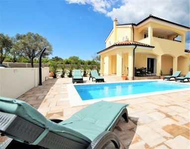 Photo for Villa Florami with pool