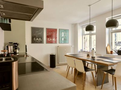 Photo for Modern and bright apartment in city center of CPH