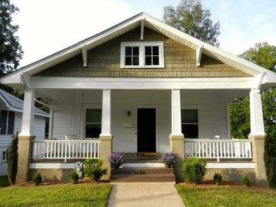 Photo for Stylish, Comfortable, near UNCSA and Downtown