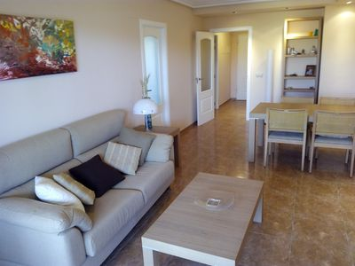 Photo for Suitable for residential complex - POOL + PARKING- Almarda Beach / Canet