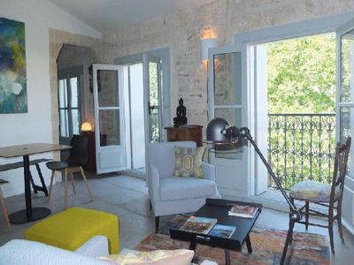 Photo for Le Platane de la canourgue-Dreamlike apartment in the heart of Montpellier