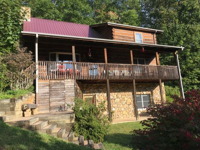Wow! Cabin!! Best Of Everything!!-15min to DT- / Gazebo/ Families! & most pets!!