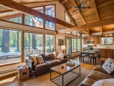 Photo for Tranquility Awaits You At This Riverfront Cabin