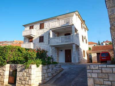 Photo for Apartment Stip  - Postira, Island Brac, Croatia