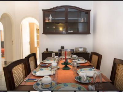 Photo for 3 bedroom fully furnished & serviced apartment with : short or long stay