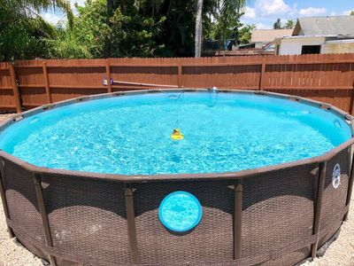 Photo for Beach Summer - Private POOL !!