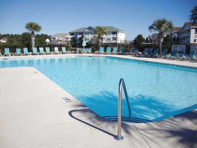Photo for Perfect for Golfers & Families! First Floor Ironwood Condo in Barefoot Resort!