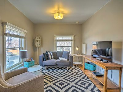 Photo for NEW! Cozy Fort Collins Home-Walk to CSU & Old Town