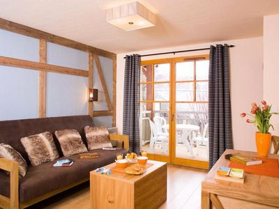 Photo for Résidence Cami Real **** - Three-Room Apartment - 6 People