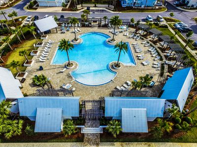 Shared Pool - Enjoy access to a resort-style pool.