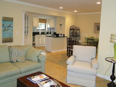 Photo for Comfortable 2BR/2BA Home! Golf Views! Bring Your Dog!