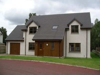 Photo for Bennachie - a beautiful detached 4 bedroom home in the heart of the Highlands