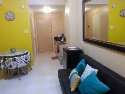 Photo for 1-BR Condo Overlooking Taal Lake/Volcano