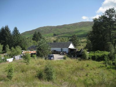Photo for But'N'Ben Self Catering Holiday Cottage With BBQ Lodge