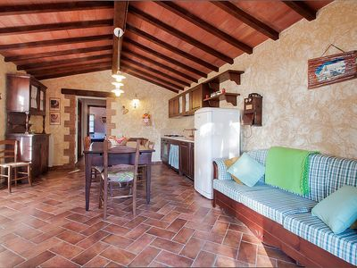 Photo for House in Roccastrada with Parking, Internet, Washing machine, Garden (313991)