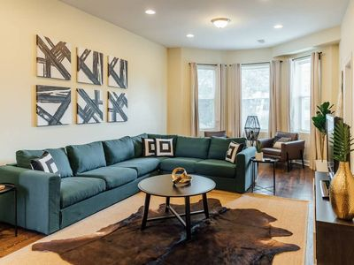 Photo for ❤️ Spacious and Airy Apartment Big Groups!